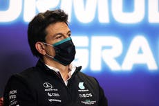 Lewis Hamilton is making 'exceptional' the new normal, says Mercedes boss Toto Wolff