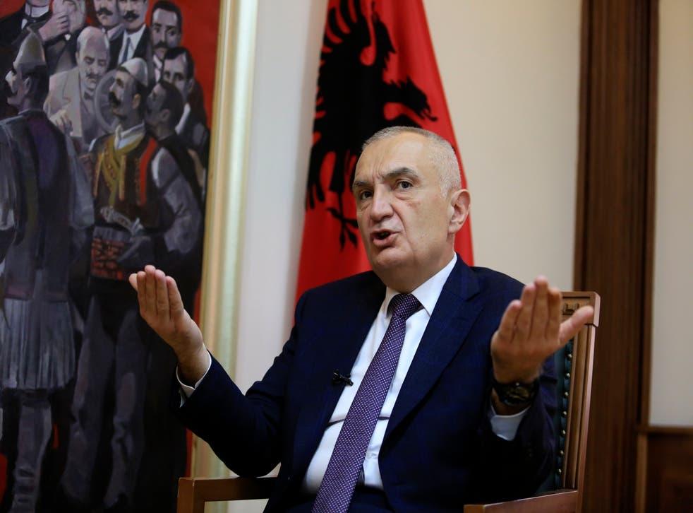 Albania President Election