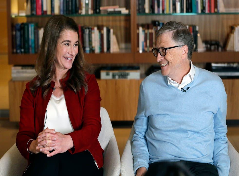 Bill and Melinda Gates-Divorce