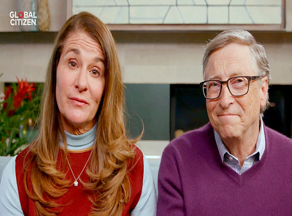 <p>Bill and Melinda Gates have filed for divorce</p>