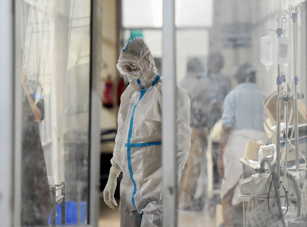 <p>India's devastating second wave has killed over 230,000 people so far, according to official data, as people struggle to find hospital beds, oxygen and even cremation space</p>