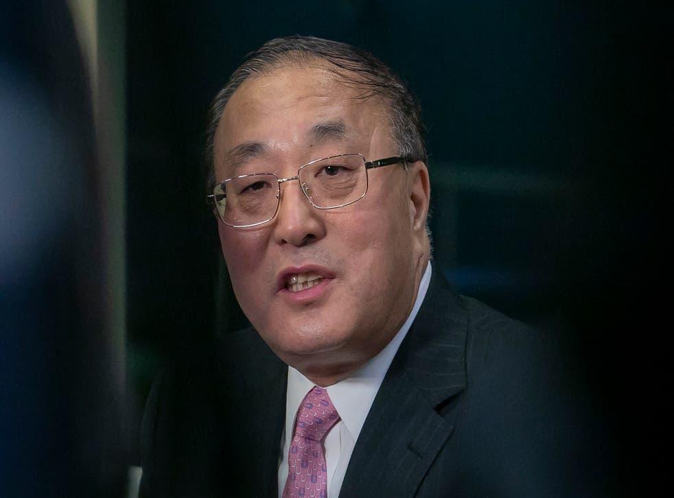 United Nations China US North Korea