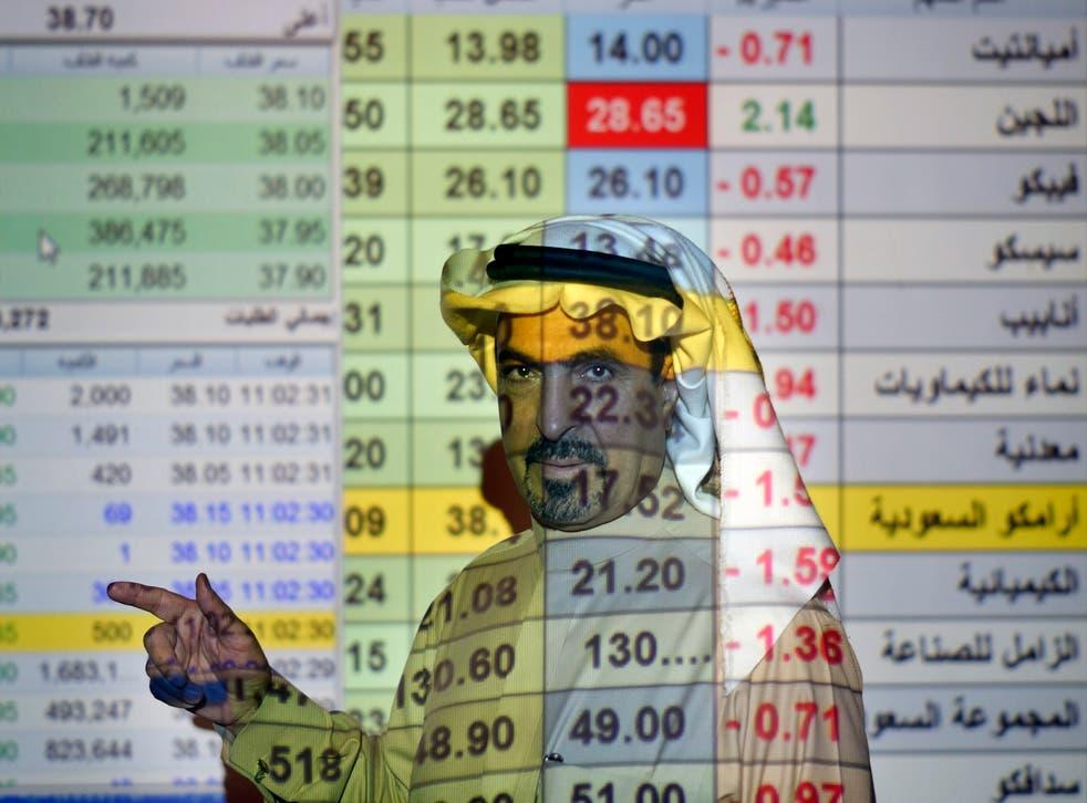 Saudi Aramco Earns