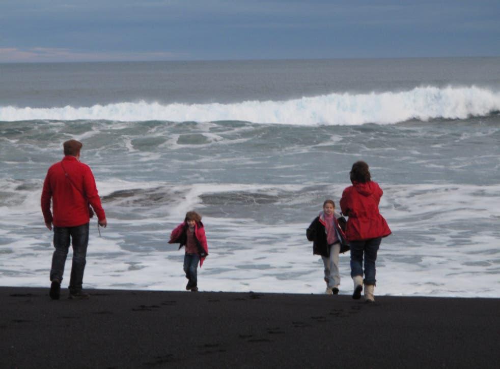 Fresh air: the north coast of Iceland