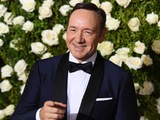 Kevin Spacey accuser cannot retain anonymity in £28m sexual assault lawsuit, judge rules