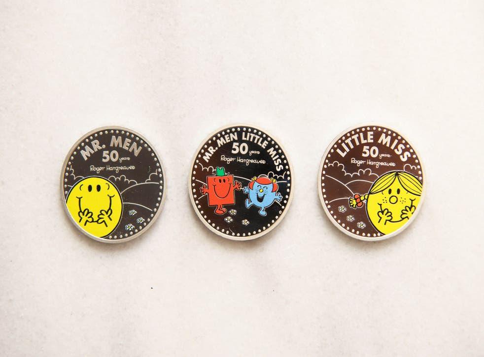 Royal Mint coins