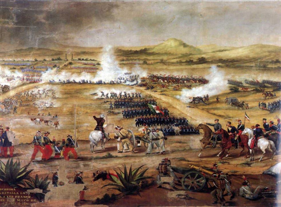 <p>El 5 de mayo es la celebración mexicana más importante en los Estados Unidos</p>