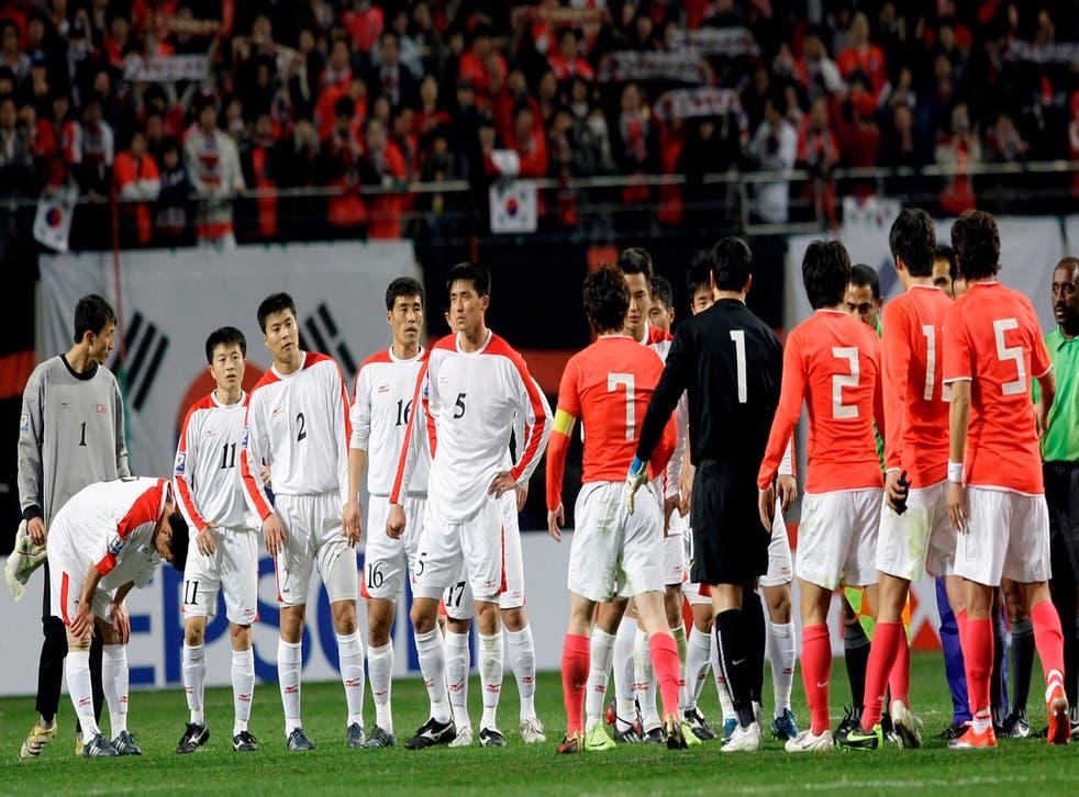South Korea World Cup Qualifying North Korea