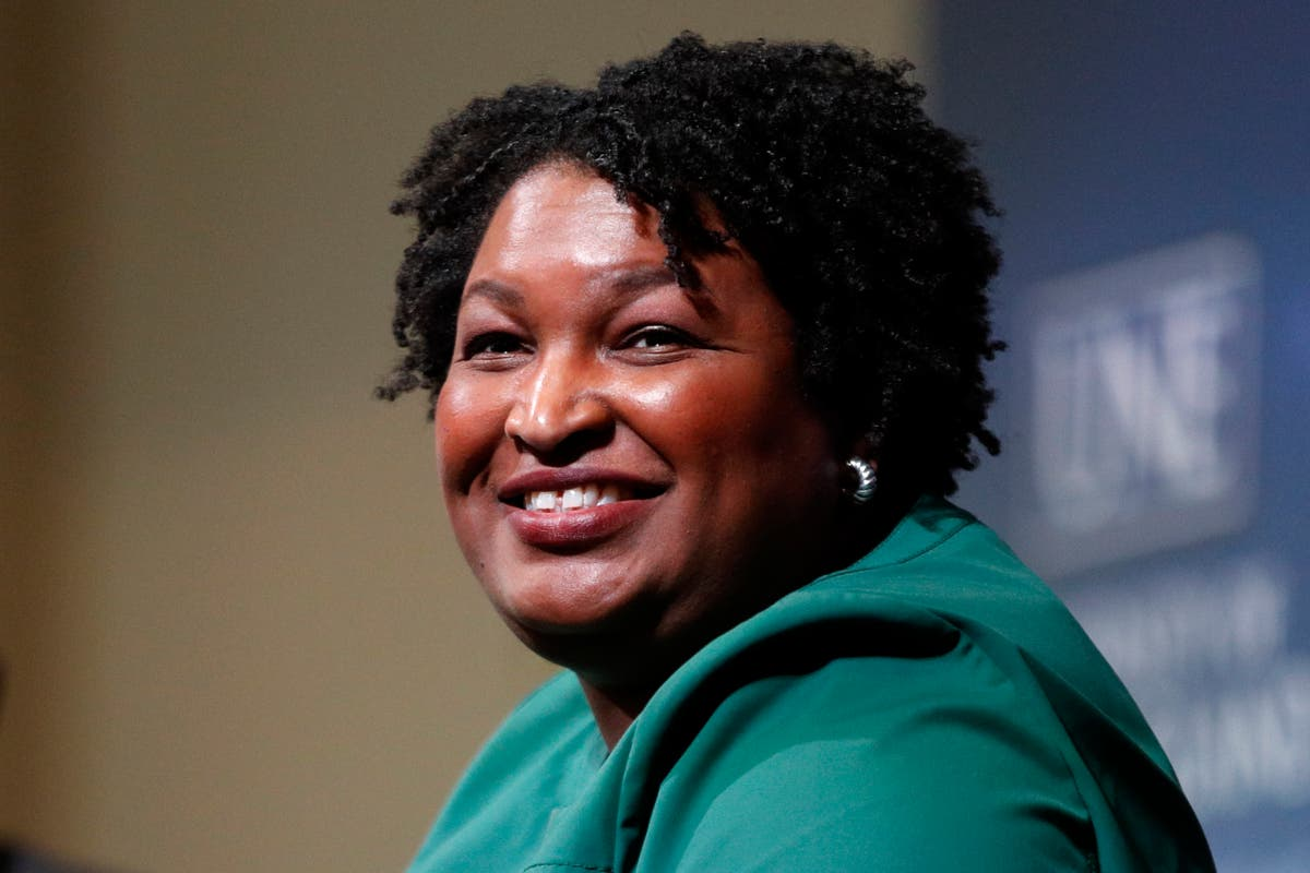 Stacey Abrams: Georgia voting rights activist says she 'absolutely' plans to run for president