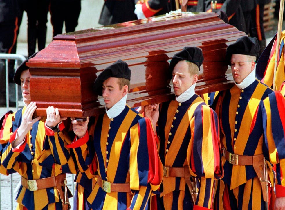 Vatican Swiss Guard Scandal