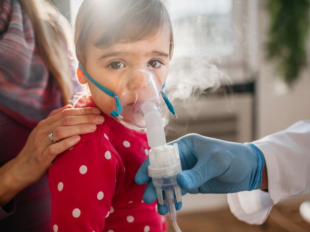 <p>Children are at risk of preventable asthma deaths in England, experts have warned</p>