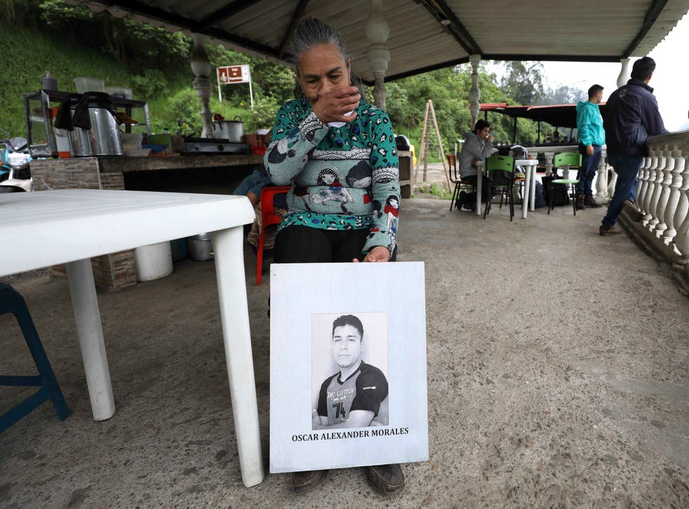 Colombia Extrajudicial Killings