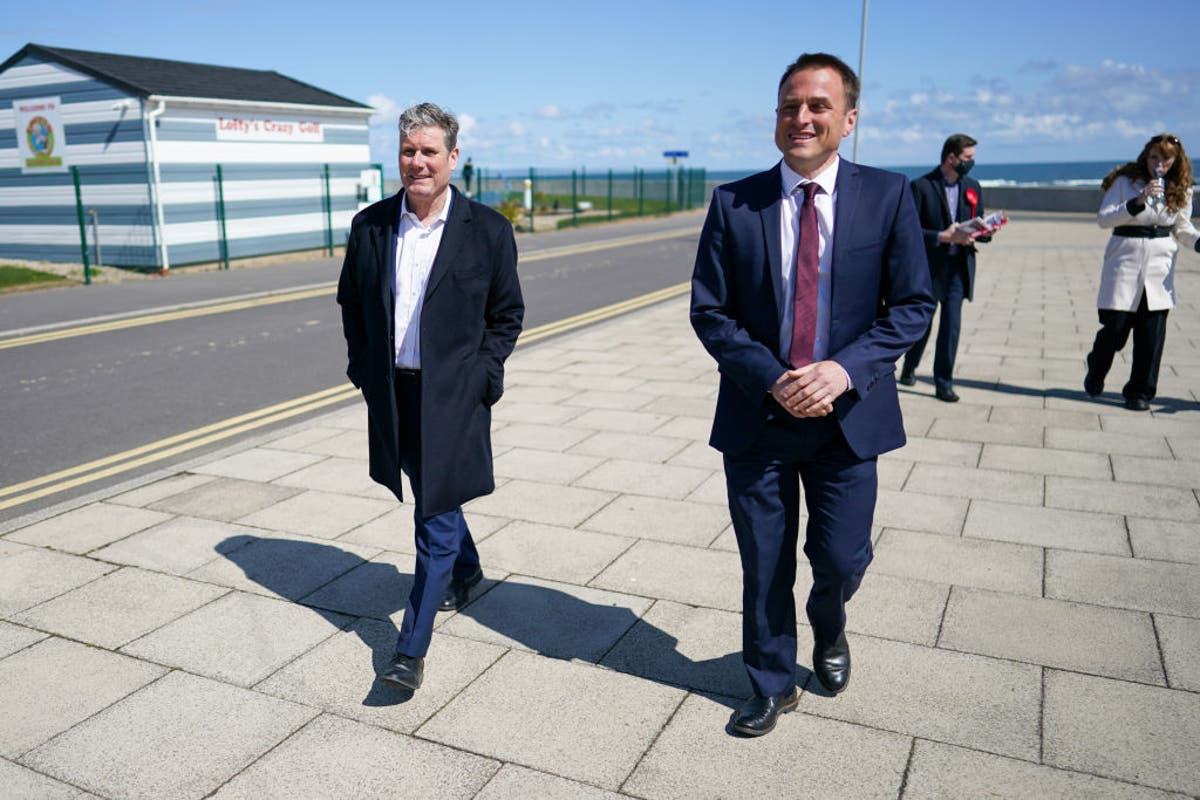 2021 elections – live: Starmer faces discontent from Labour left as poll suggests heavy loss in Hartlepool