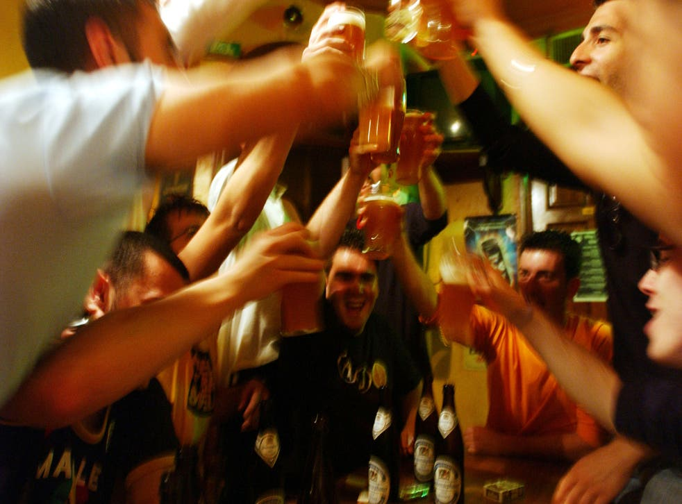 <p>Several people asked said they wouldn't try to get out of a spontaneous night out</p>