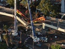 México: conmoción por caída del metro, 23 muertos