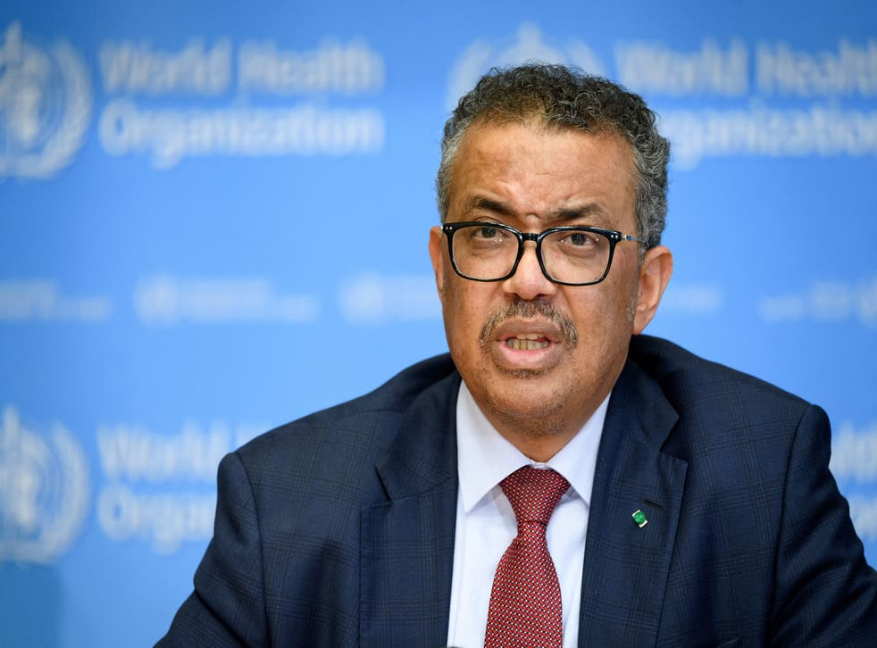 <p>Tedros Adhanom Ghebreyesus has led the global fight against coronavirus </p>