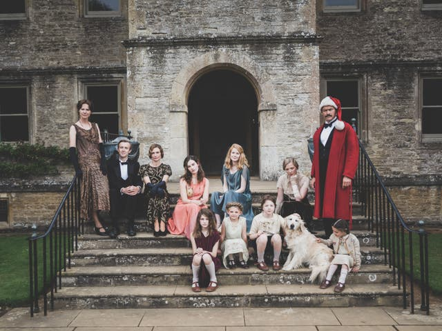 <p>Nancy Mitford's classic novel has been been turned into a three-part BBC One mini-series </p>