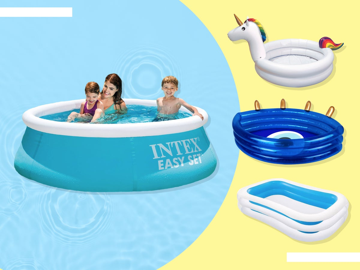 Best Kids Paddling Pool 2021 Inflatable And Pop Ups For Kids And Adults The Independent