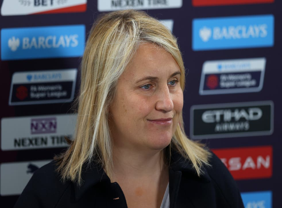 <p>Emma Hayes' side could complete a quadruple this season</p>