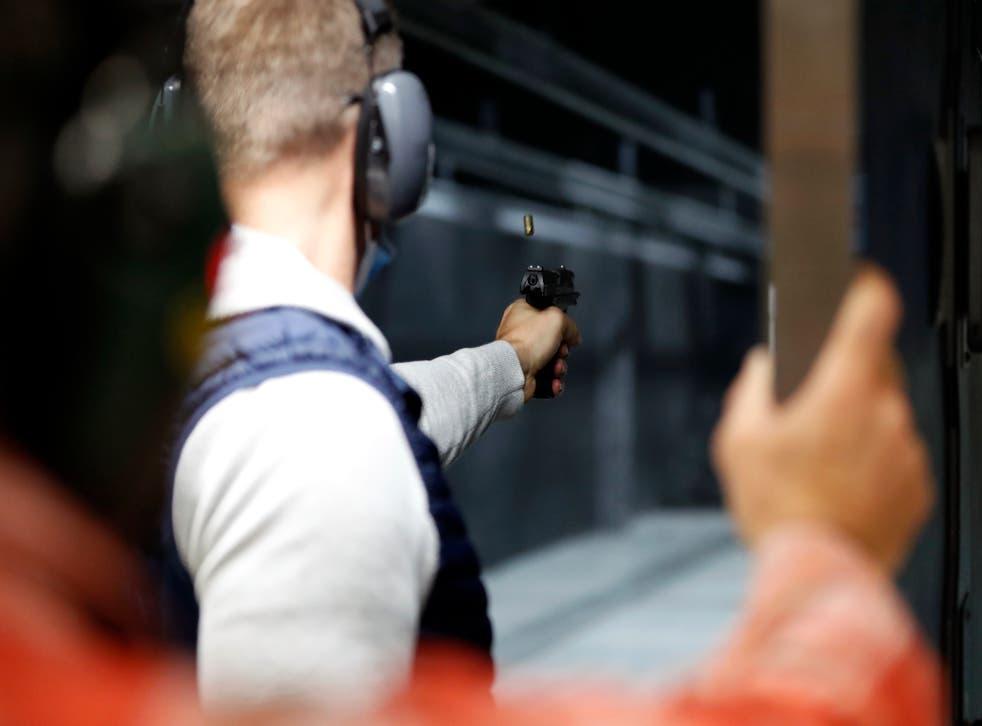 Virus Outbreak Gun Violence America's Future