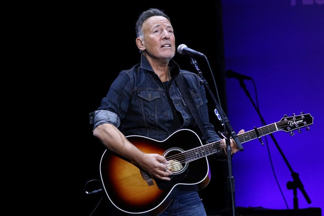 Guthrie Prize Springsteen
