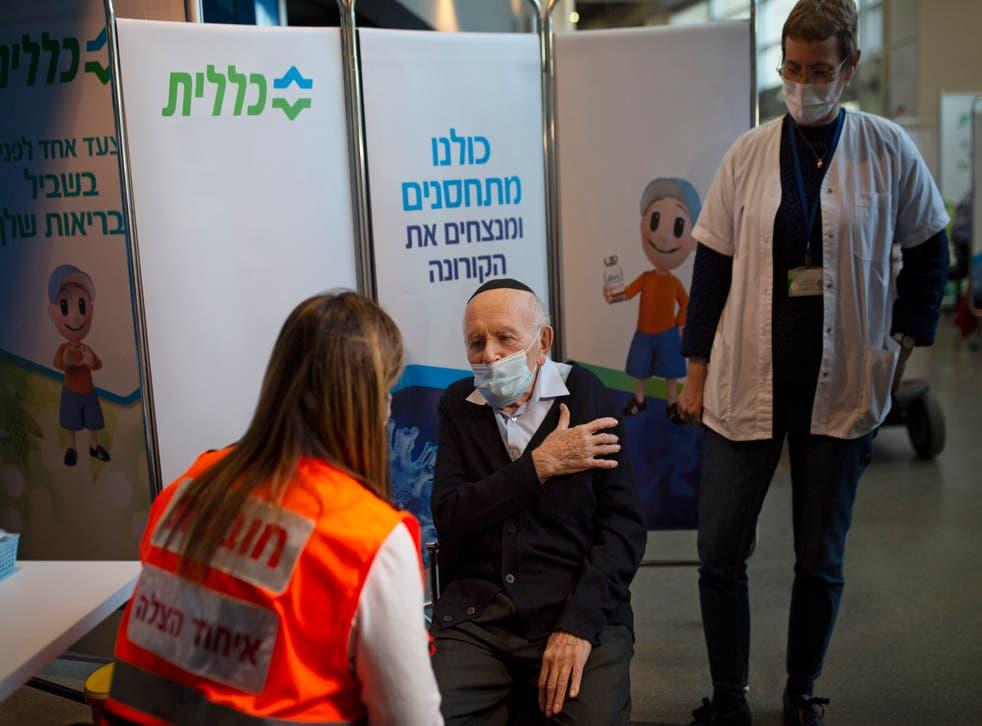 Israel Obit Joseph Zalman Kleinman