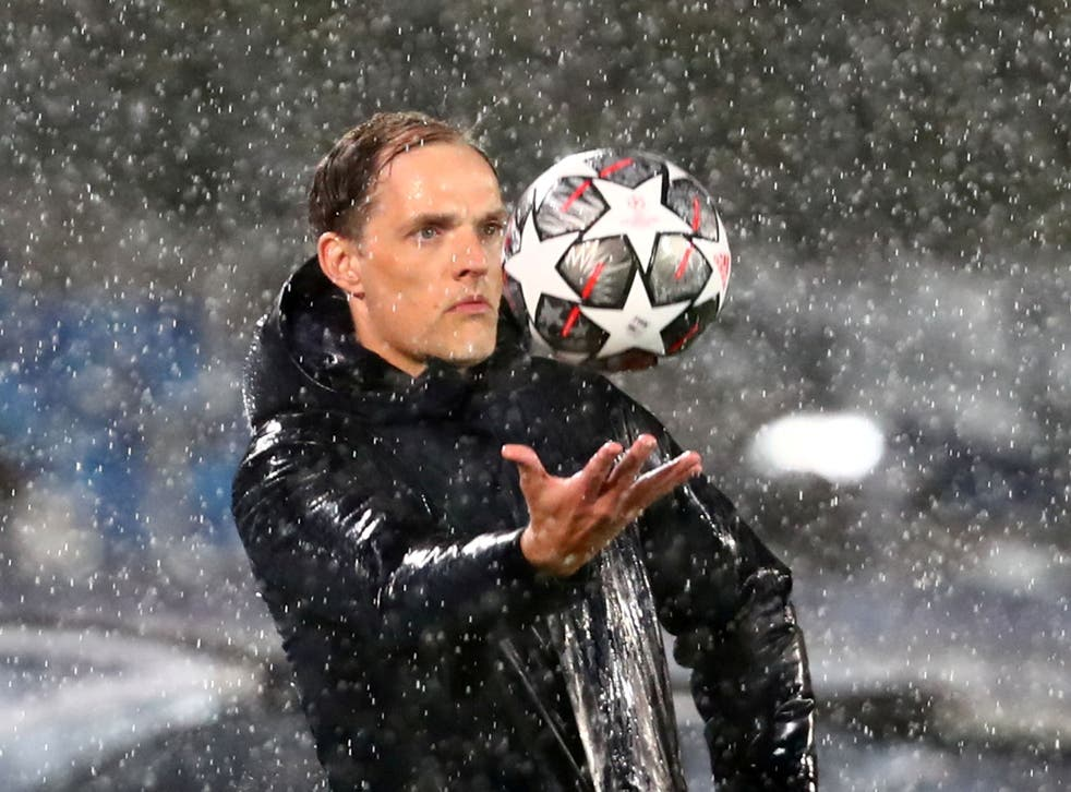 Thomas Tuchel is not planning to hold back in the second leg