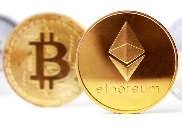 Ethereum subió de precio un 360 por ciento en los primeros cuatro meses de 2021, superando las ganancias de bitcoin