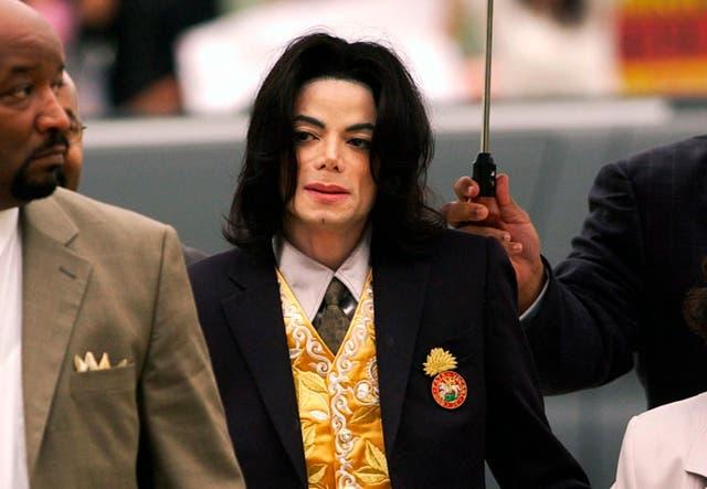 Michael Jackson Tax Fight