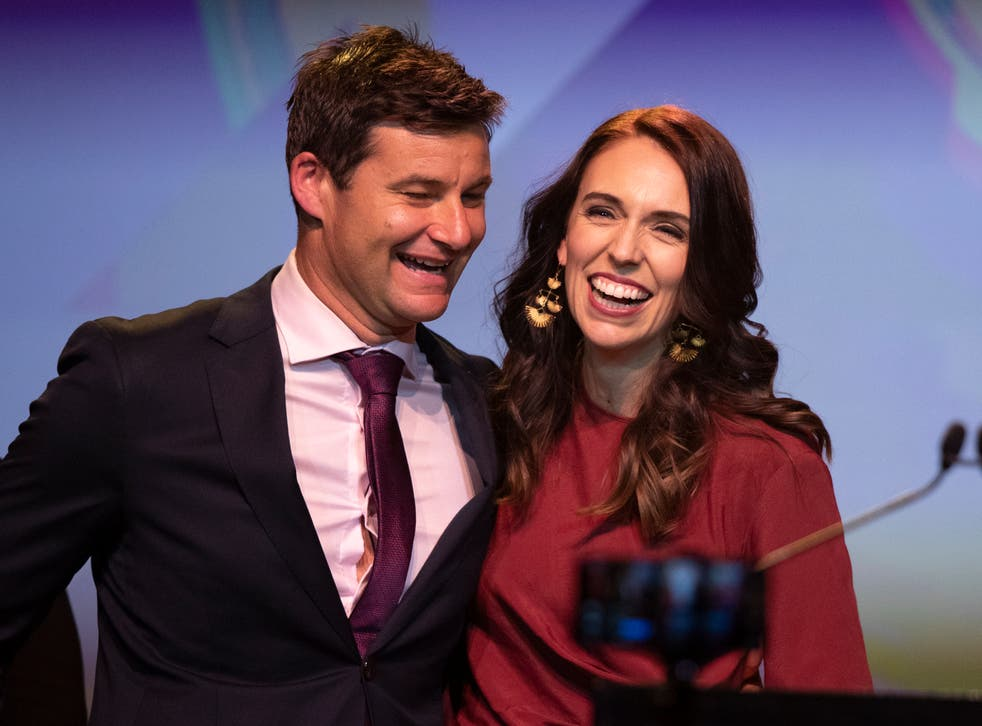 New Zealand Ardern Wedding