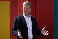 Keir Starmer's lack of vision means Labour is doomed to suffer more losses in the local elections