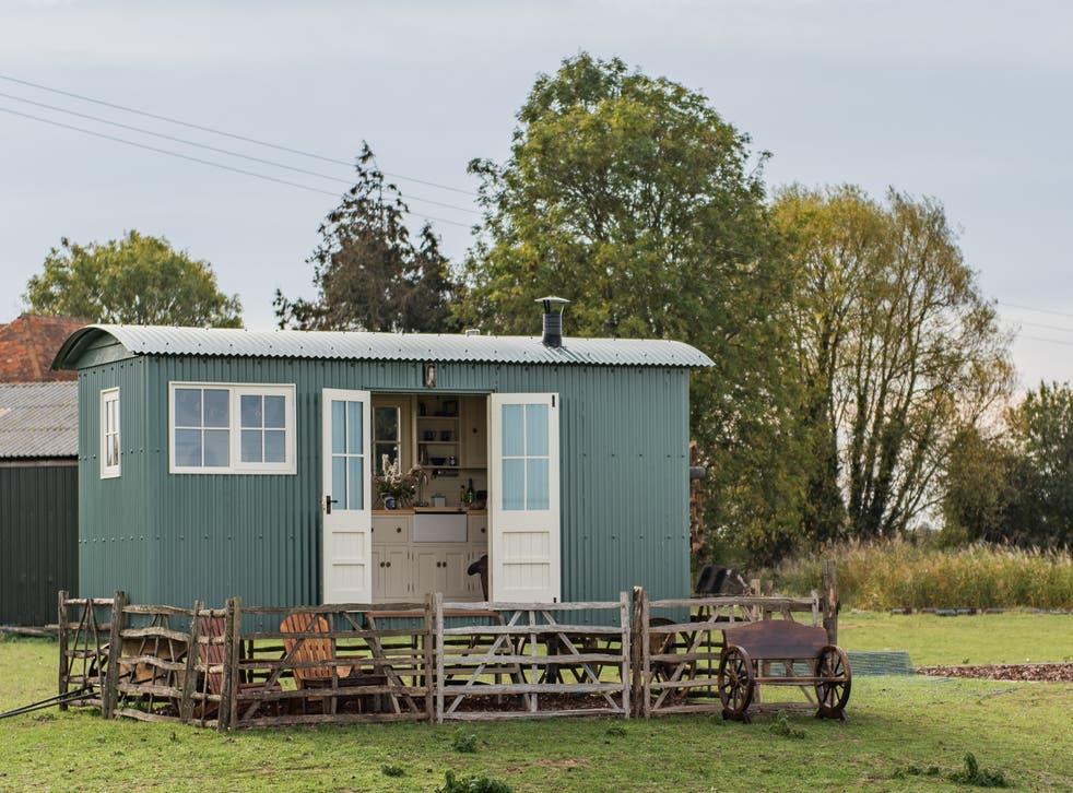 Romney Marsh Shepherds Huts