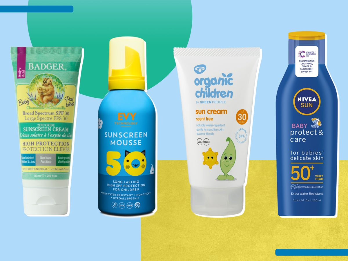 Best baby sunscreen 10 Fragrance free to eco conscious SPF ...