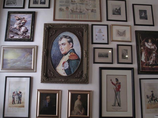 St. Helena Napoleon's Anniversary