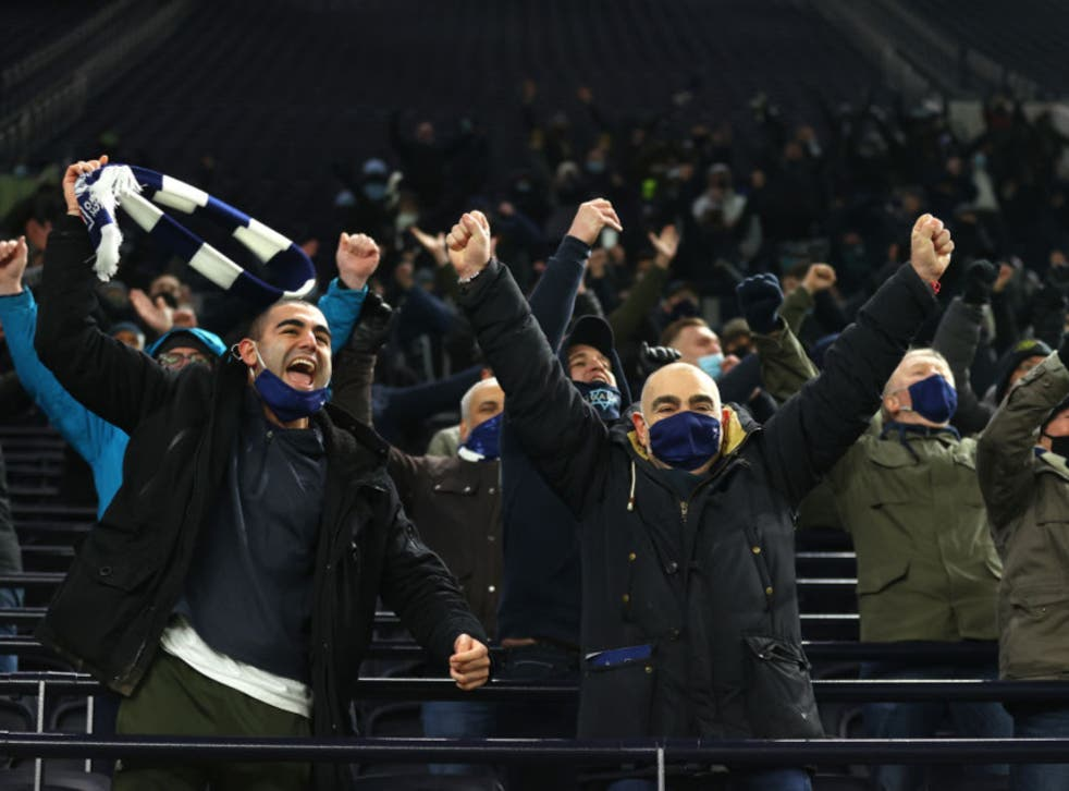 <p>Fans will return in a limited capacity</p>