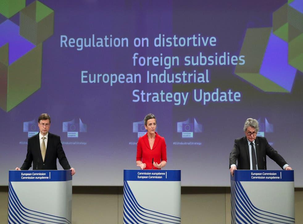 Belgium EU Single Market