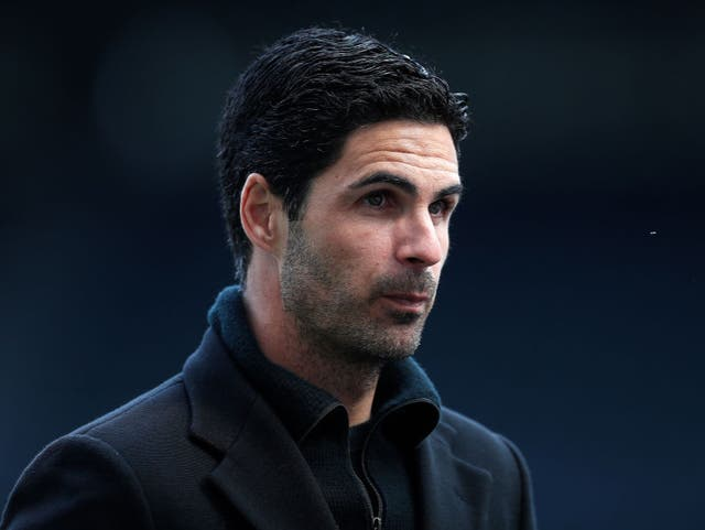 Mikel Arteta hopes Arsenal fans will get behind the team