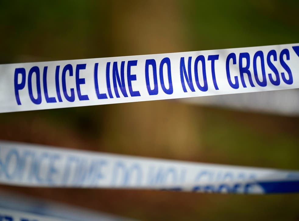 <p>Police urged residents who may have discovered any wreckage not to touch or move it</p>