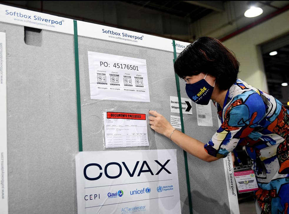 <p>Covax intends to deliver two billion doses to 92 of the world's poorest nations by the end of 2021</p>