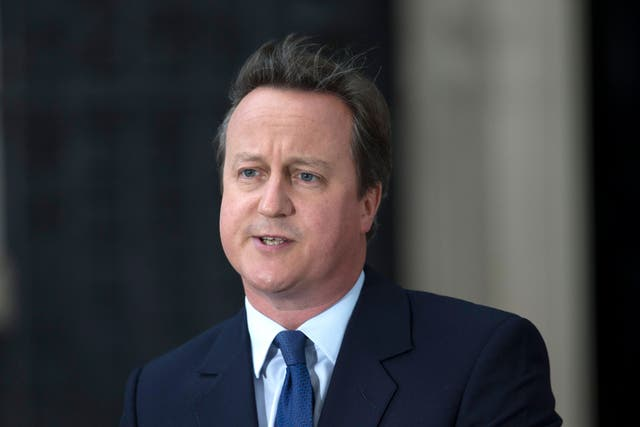 The NCS was announced by David Cameron in 2010 when he was in coalition with the Liberal Democrats