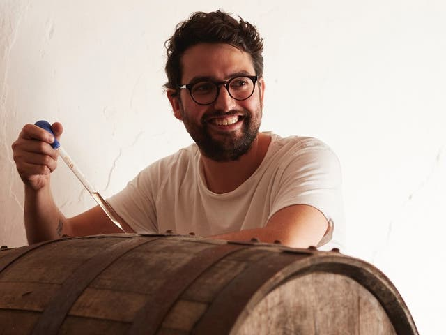 <p>Doug Miller has bold ambitions for British rum</p>