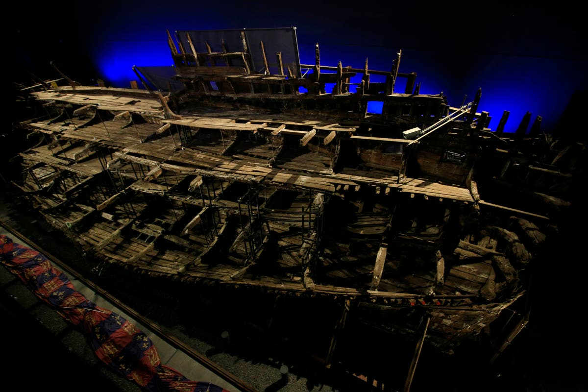 Henry VIII's Mary Rose had a multinational crew, research suggests