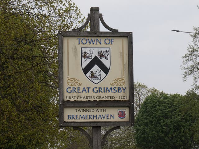 Welcome to Grimsby...