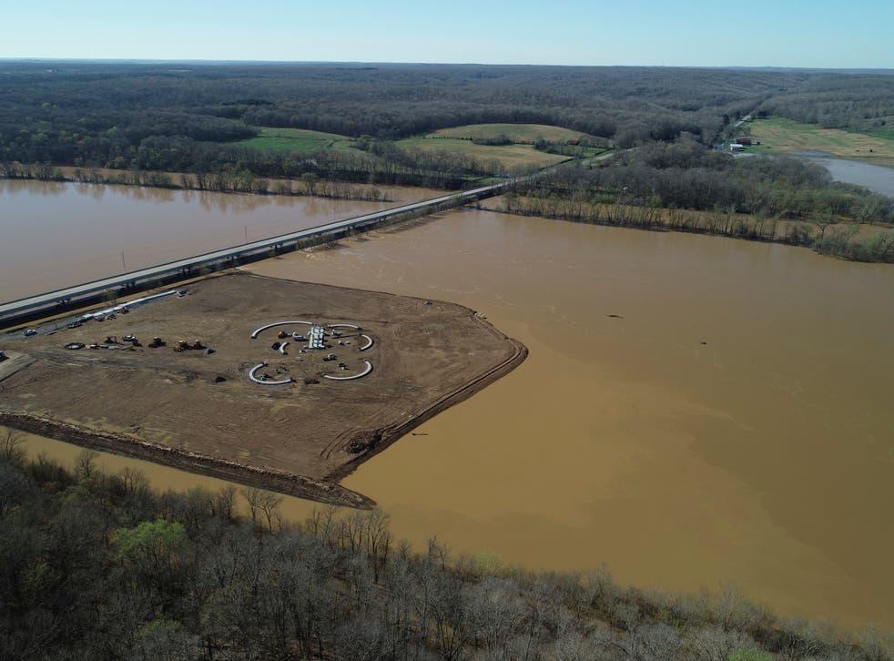 Duck River Mining Pollution