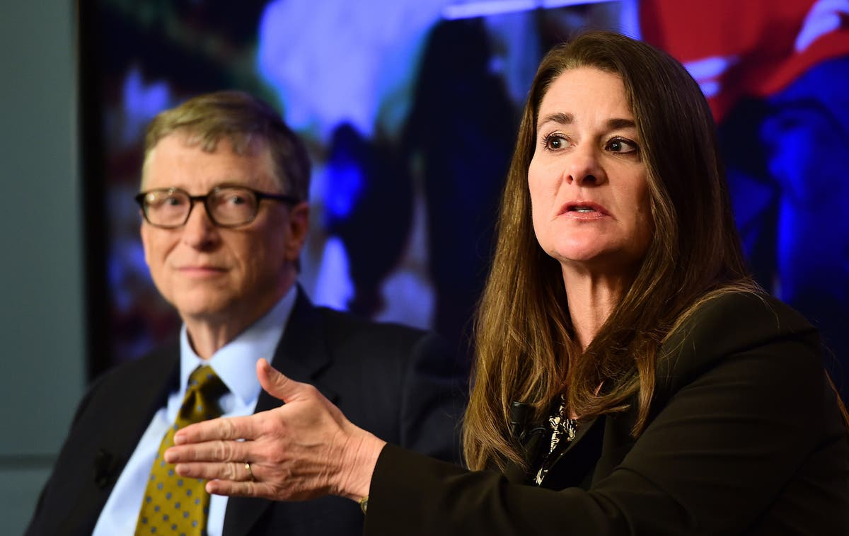 Melinda Gates 'warned Bill about Jeffrey Epstein in 2013' - The Independent