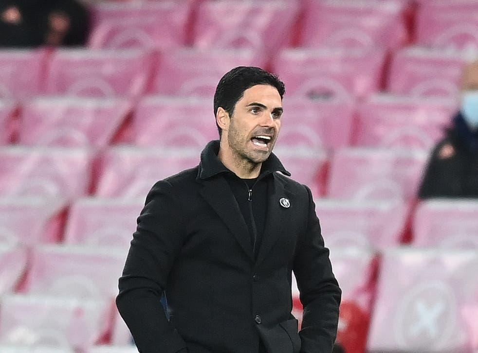 Arsenal coach and former club midfielder Mikel Arteta