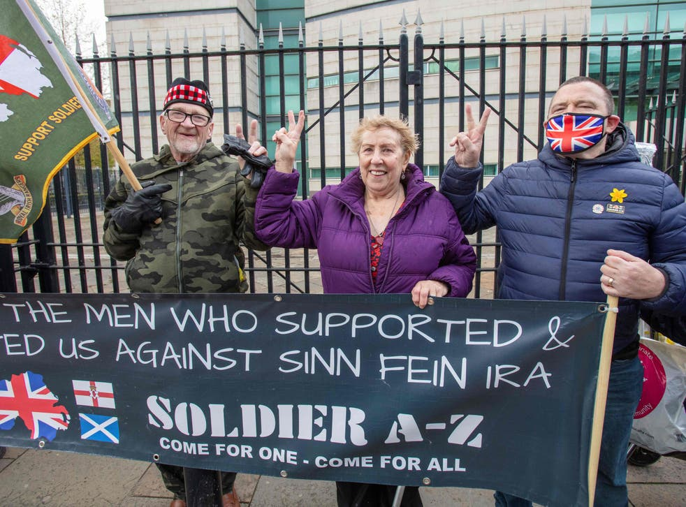 The government is reportedly finalising plans to block the prosecution of British soldiers over actions taken during the Troubles in Northern Ireland.