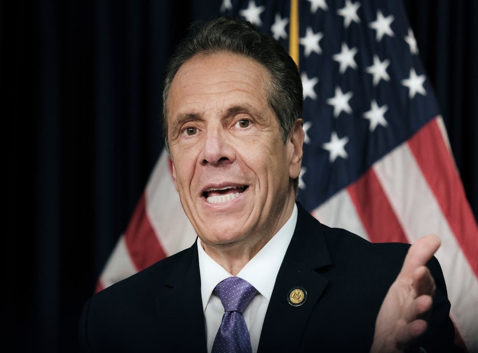 <p>Another member of Andrew Cuomo's staff has resigned</p>