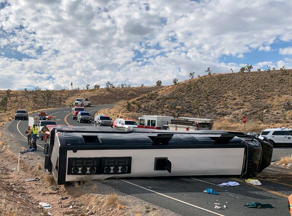 Fatal Bus Crash Report