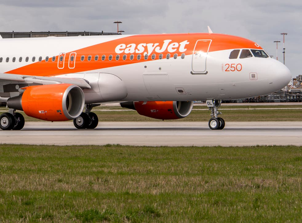 Flight plan? easyJet is waiting to find which nations are on the 'green list'